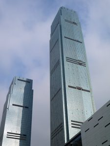 Changsha IFS Tower T1 Height