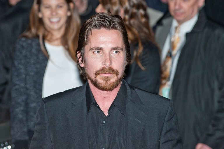 Christian Bale Height