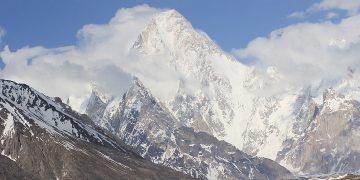 Gasherbrum IV (K3) Height