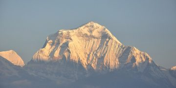 Dhaulagiri I Height | 7th Tallest Mountain in the World