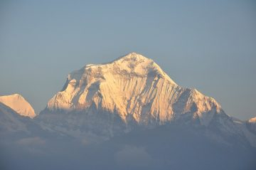 Dhaulagiri I Height   7th Tallest Mountain in the World