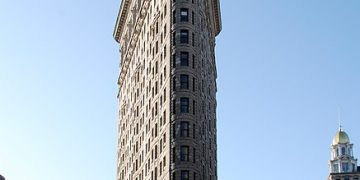 Flatiron Building Height