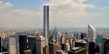 432 Park Avenue Height
