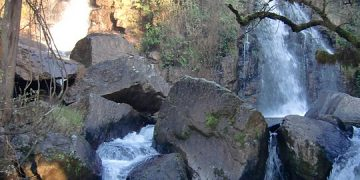 Horseshoe Falls (Sabie) Height