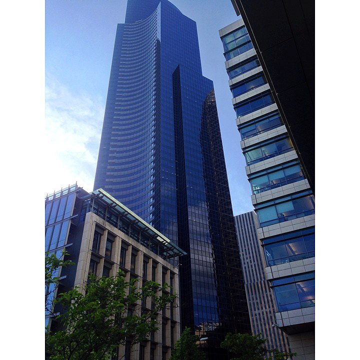5th Avenue Columbia Center Height