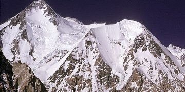 Gasherbrum I / Hidden Peak / K5 Height