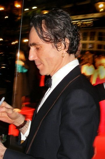 Daniel Day-Lewis Height