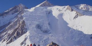 Gasherbrum II (K4) Height