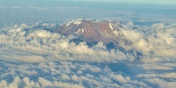 Mount Kilimanjaro Height